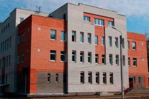 строительное обследование здания больницы