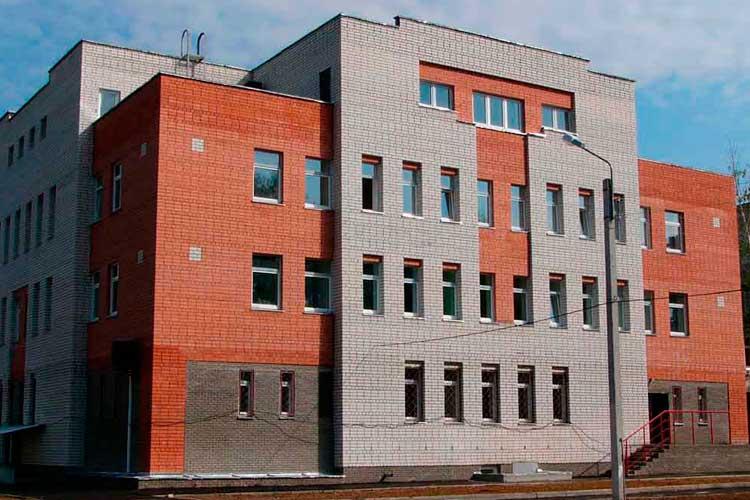 Выполнено обследование здания больницы