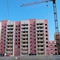 Обследование конструкций многоэтажного дома