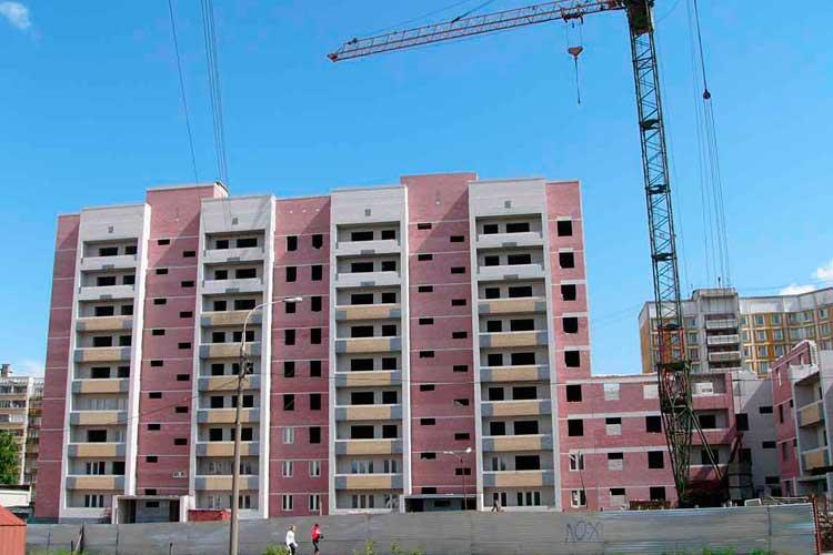 Закончено обследование состояния конструкций многоэтажного дома