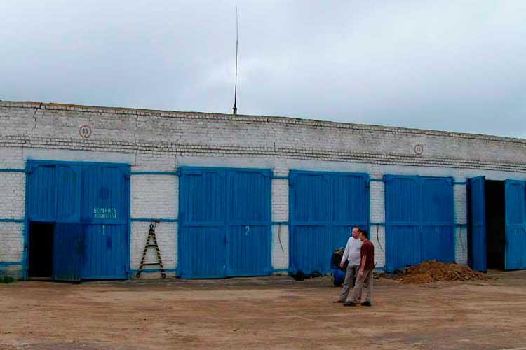 Проведена экспертиза здания гаража